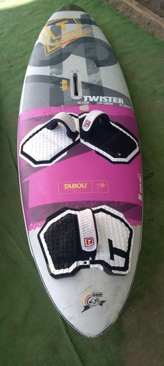 For Sale Tabou Twister 90L Canary Islands